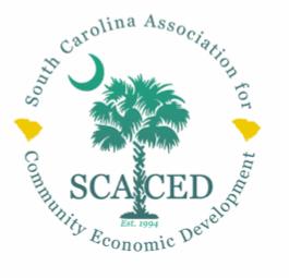 South Carolina Association for Community Economic Development logo