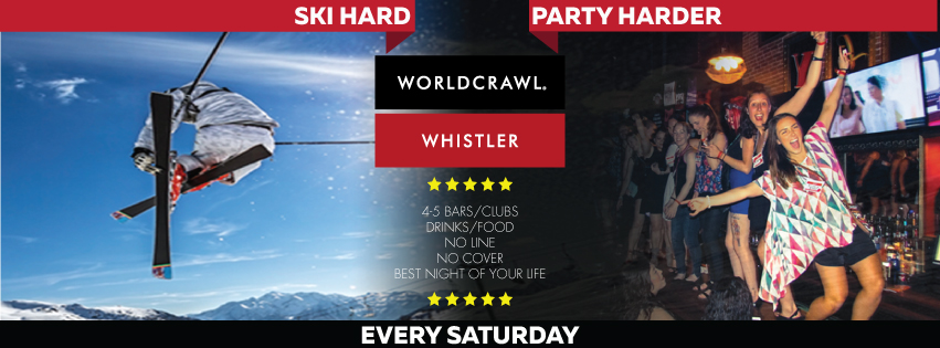 Whistler Club Crawl