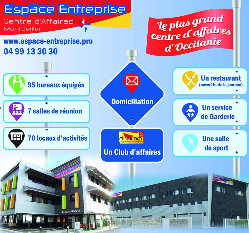 Espace Entrepirse Extention