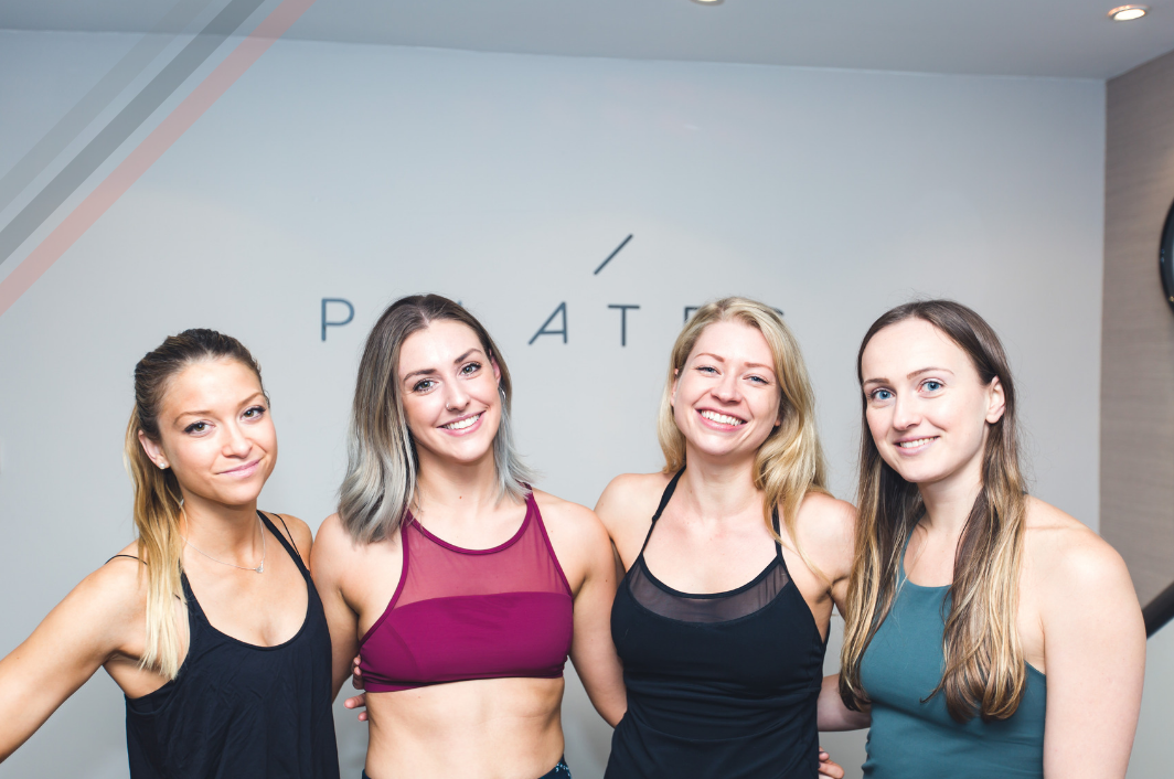 The Pilates PT Team
