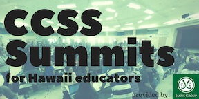 CCSS Summits by The Janus Group