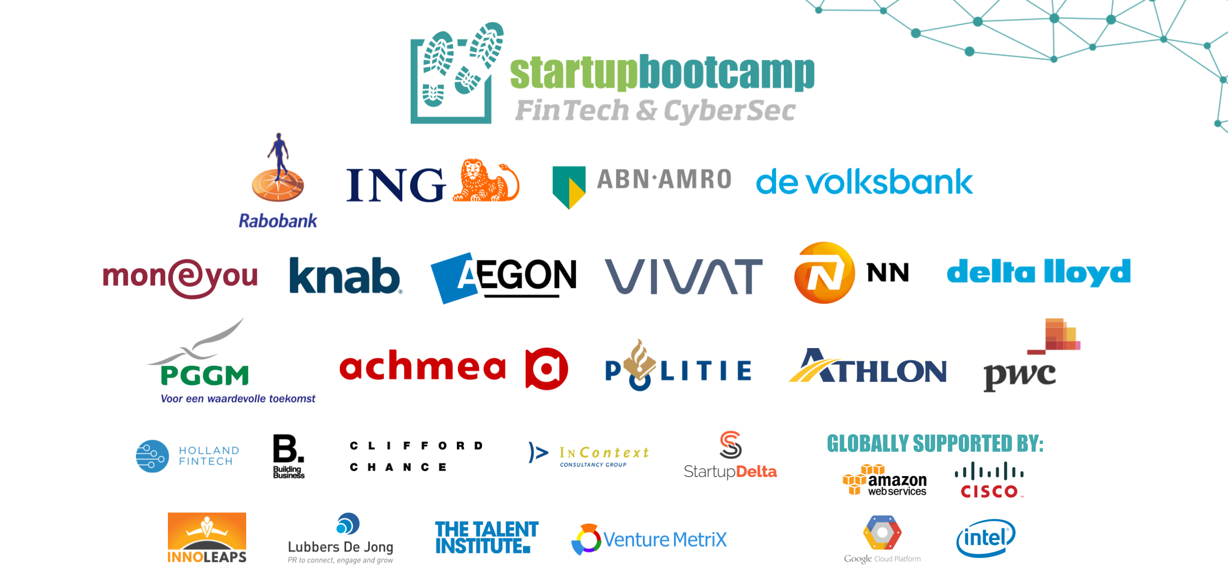 Startupbootcamp FinTech & CyberSecurity Partners