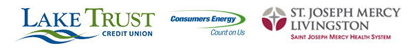 St. Joseph Mercy Health, Lake Trust Credit Union, and Consumer's Energy