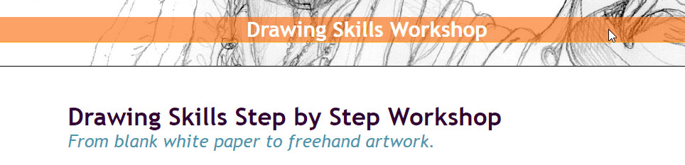 Drawing Skills Workshop