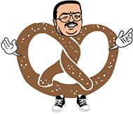 Randy Pretzel Logo