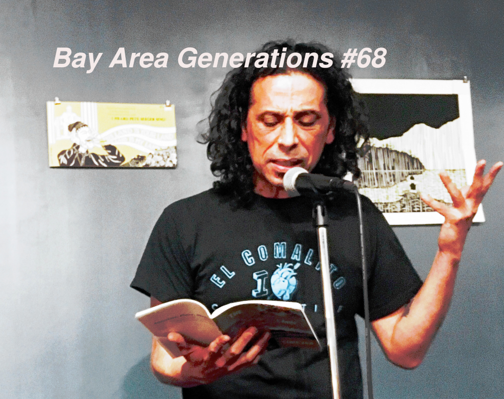 Bay Area Generations Poets and Writers Literary readings