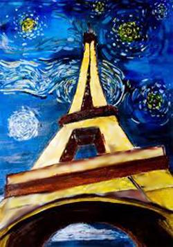 AN EVENING IN PARIS by Debbie Kerr