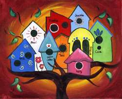 FAMILY TREE by Jeannette Stutzman