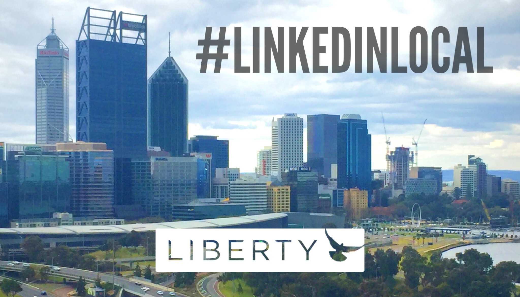 #LinkedInLocal Sponsor Liberty Co-Working