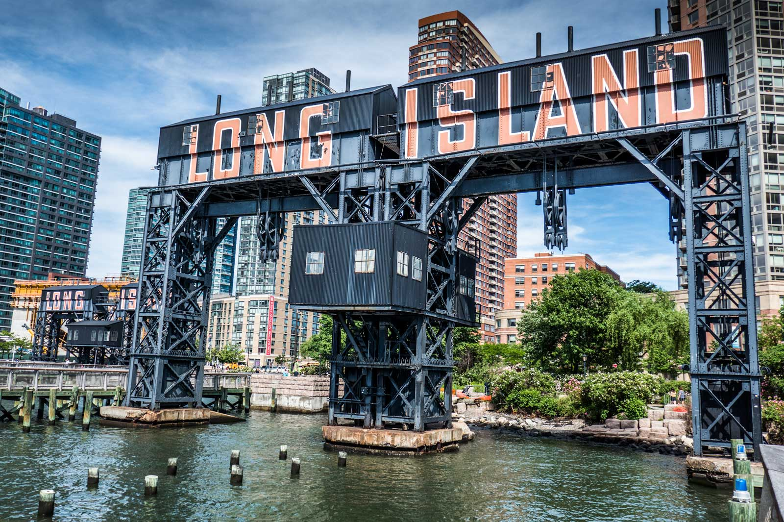 Long Island sign