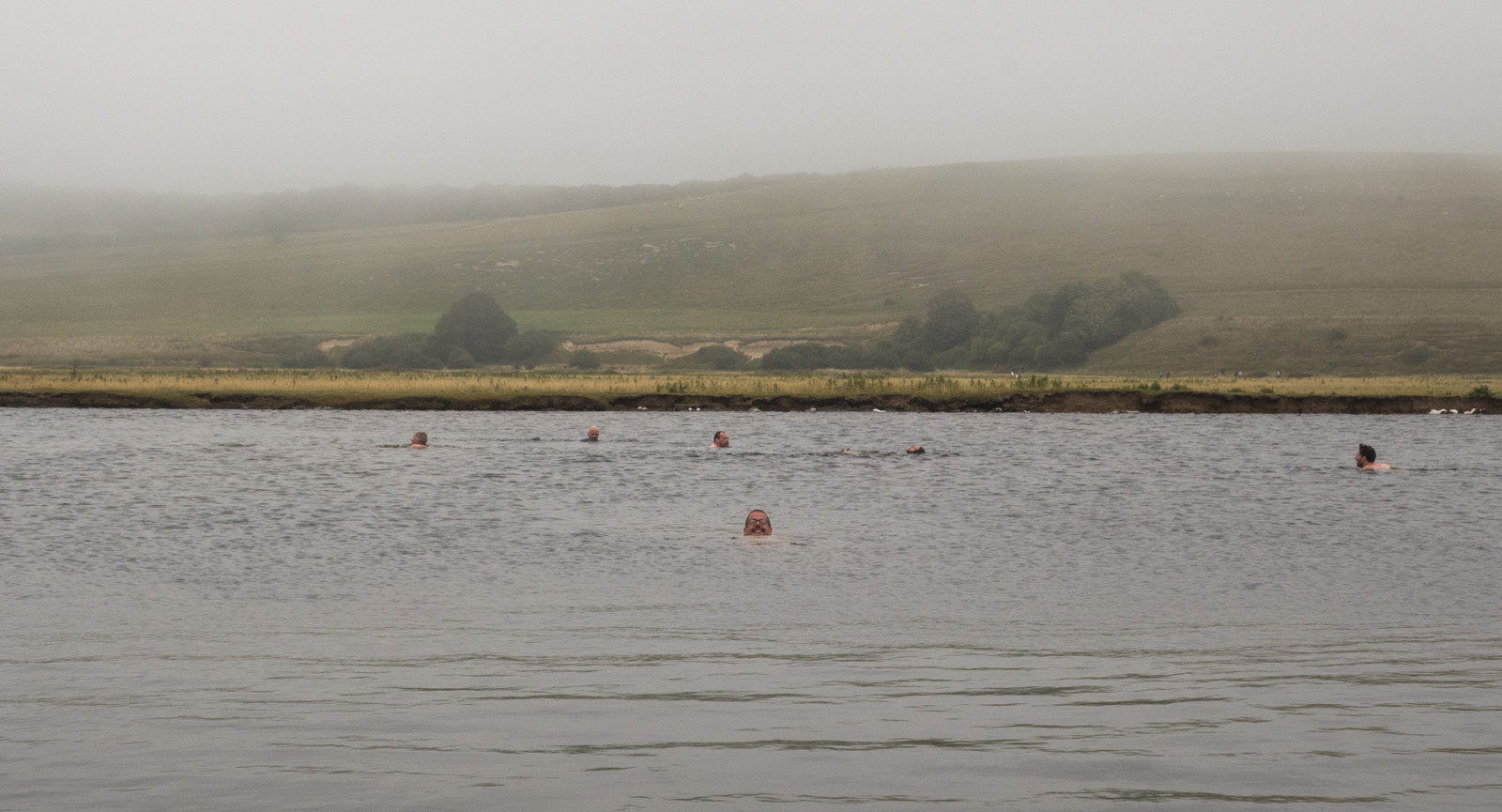cuckmere swimming