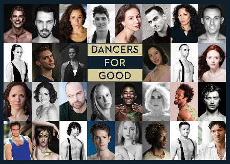 Dancers For Good 2017 Talent