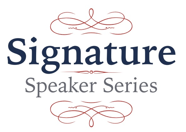 Signature Speaker Series