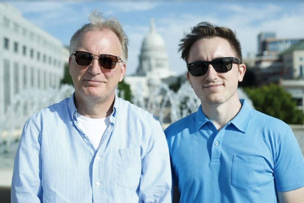 Speakers Michael and Dave Neelsen