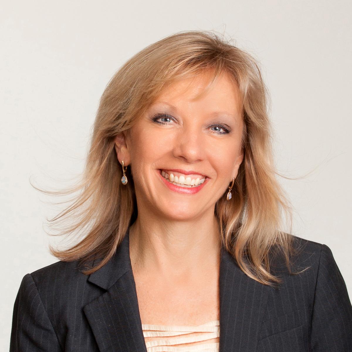 Speaker Susan Thomson