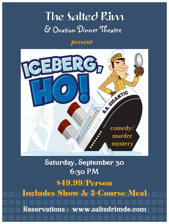 Icebert Ho Murder Mystery 9/30