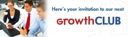 Growth Club - 90 Day Road-map for Your Business - 9/27/12 -...