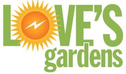 Love's Gardens logo