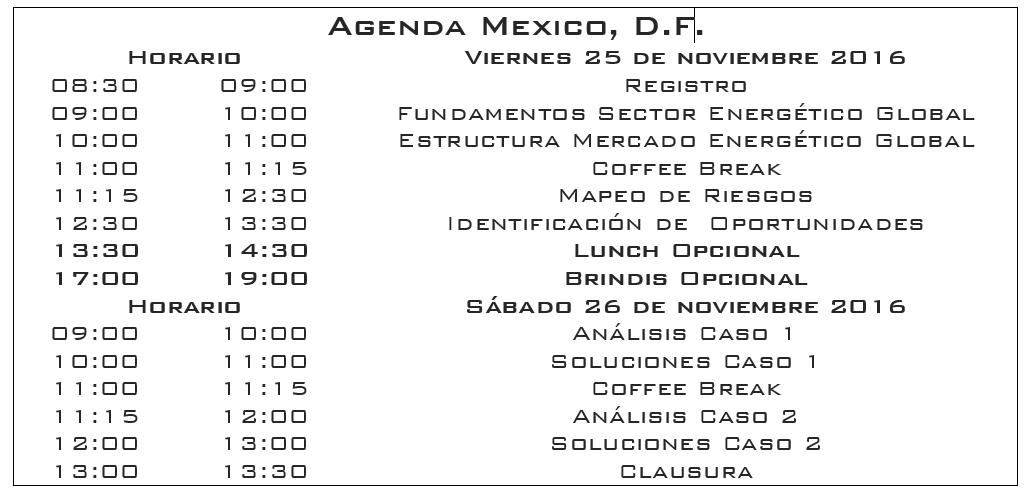 Agenda DF Nov2016