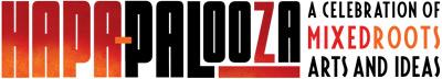 Hapa-palooza Festival Logo