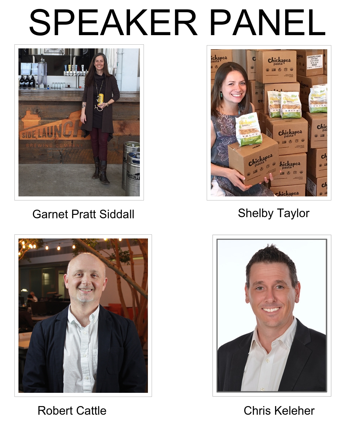 Business In Motion Speakers