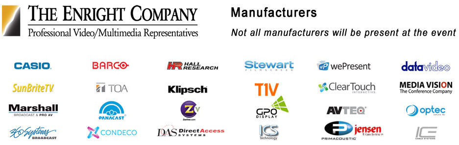 The Enright Company Manufacturers