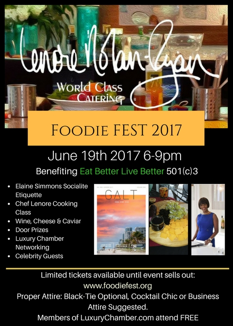 Galt Mile Foodie Fest 2017