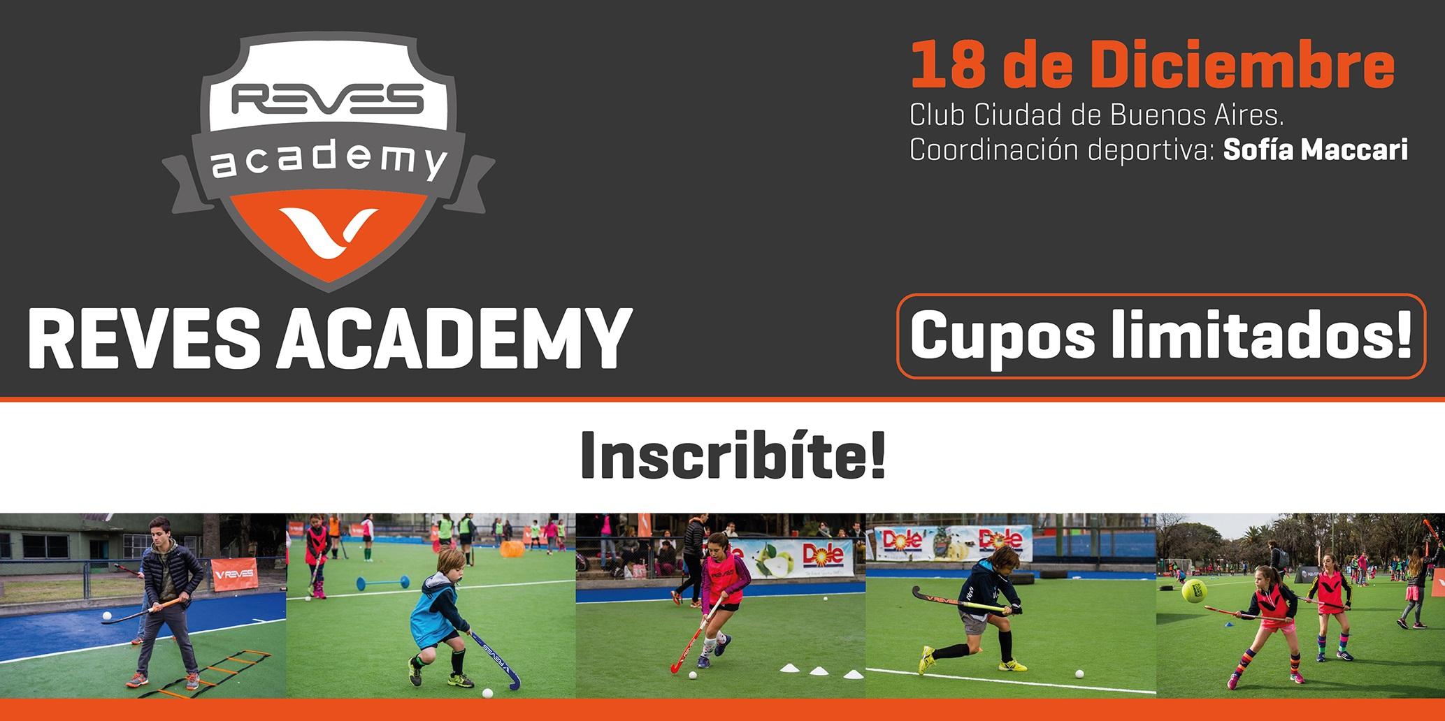 Reves Academy - 18/12