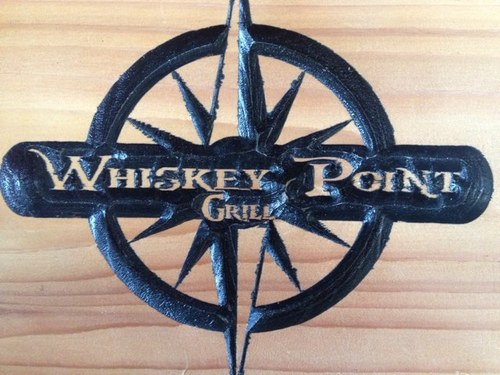 Whiskey Point Grill logo