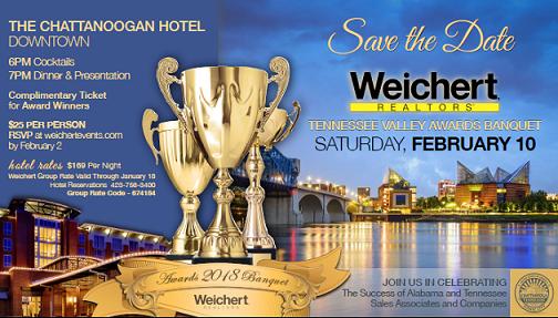 2018 TN Valley Awards Flyer