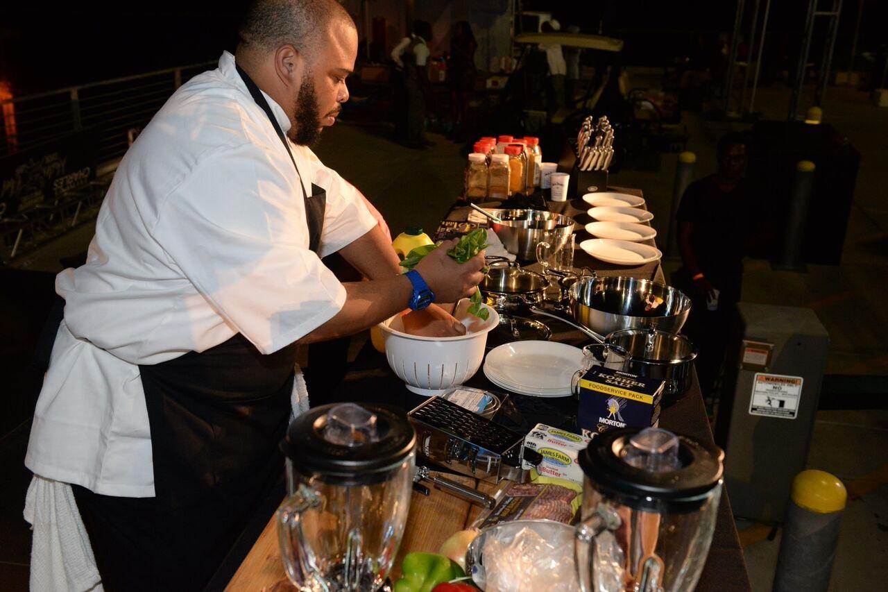 2016 Miami Gardens Wine Food Experience At Calder Casino