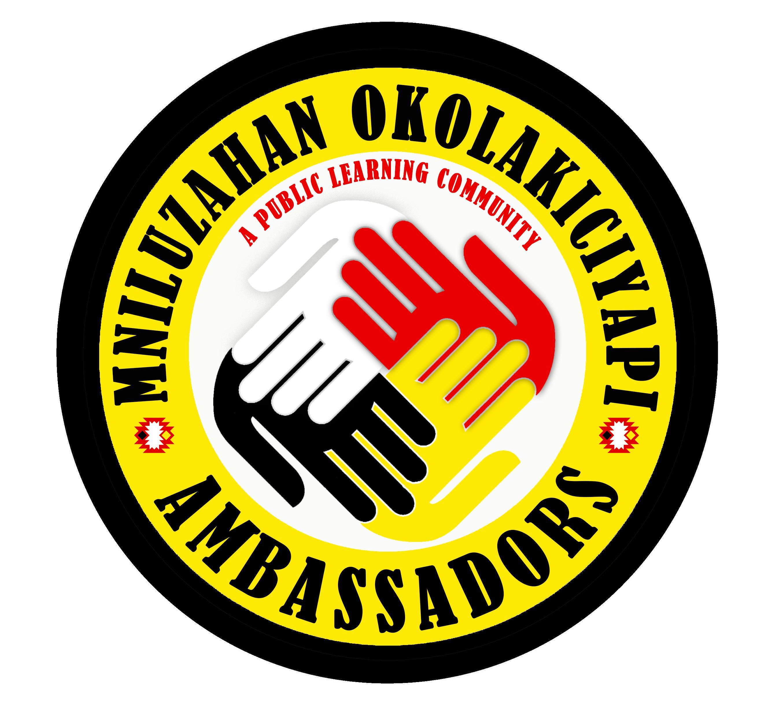 Mniluzahan Okolakiciyapi Ambassadors