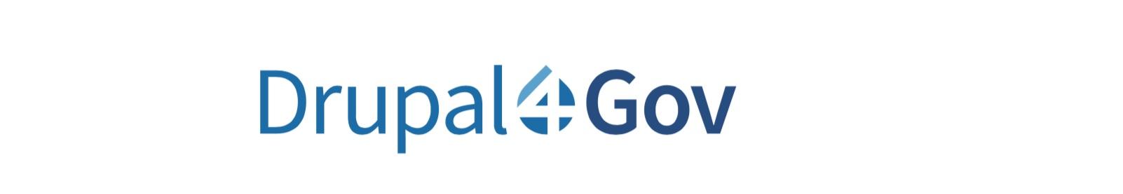 Drupal4Gov logo