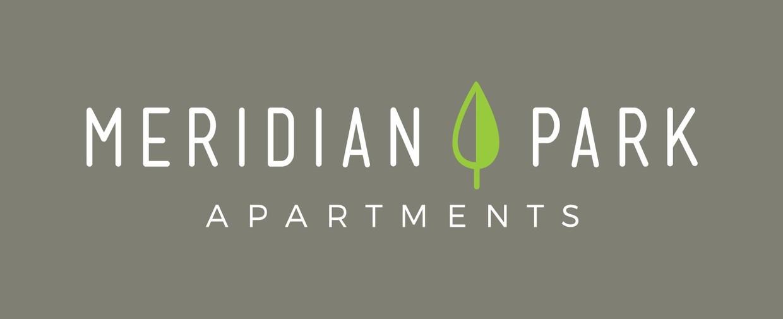 Meridian Park Apartment Logo - GREY