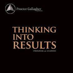 Thinking Into Results