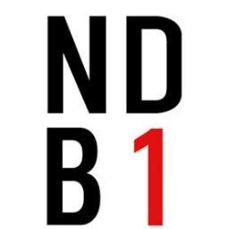 NDB1 logo