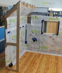 Learn all about airtightness in a building during Cumbria Green Build Festival 2016