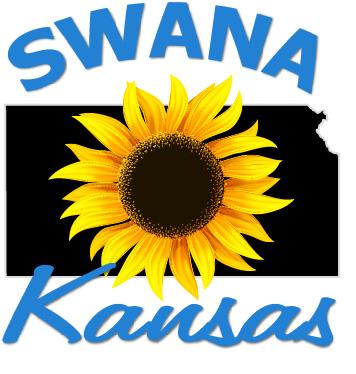 SWANA Kansas Sunflower Chapter logo