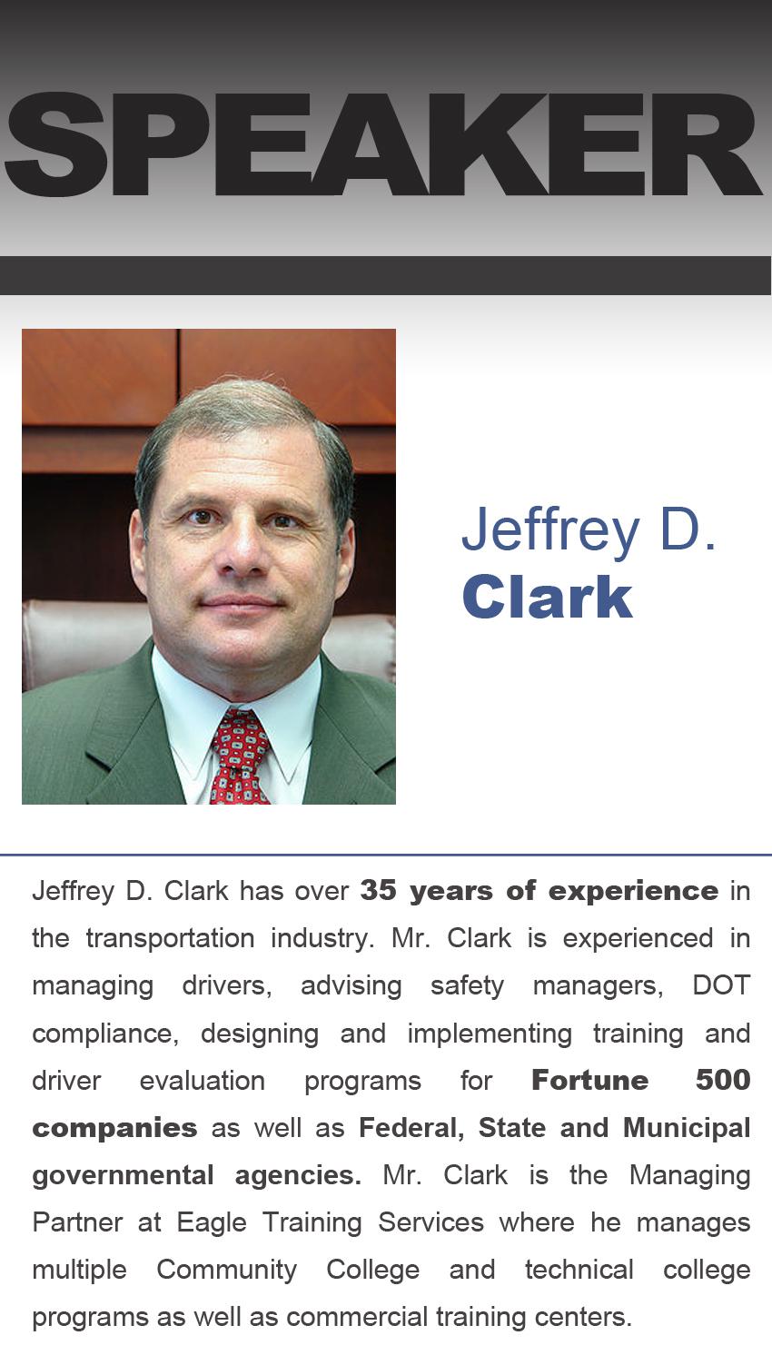 Webinar speaker Jeff Clark