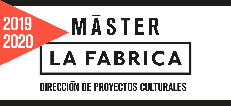 Logo Máster La Fábrica