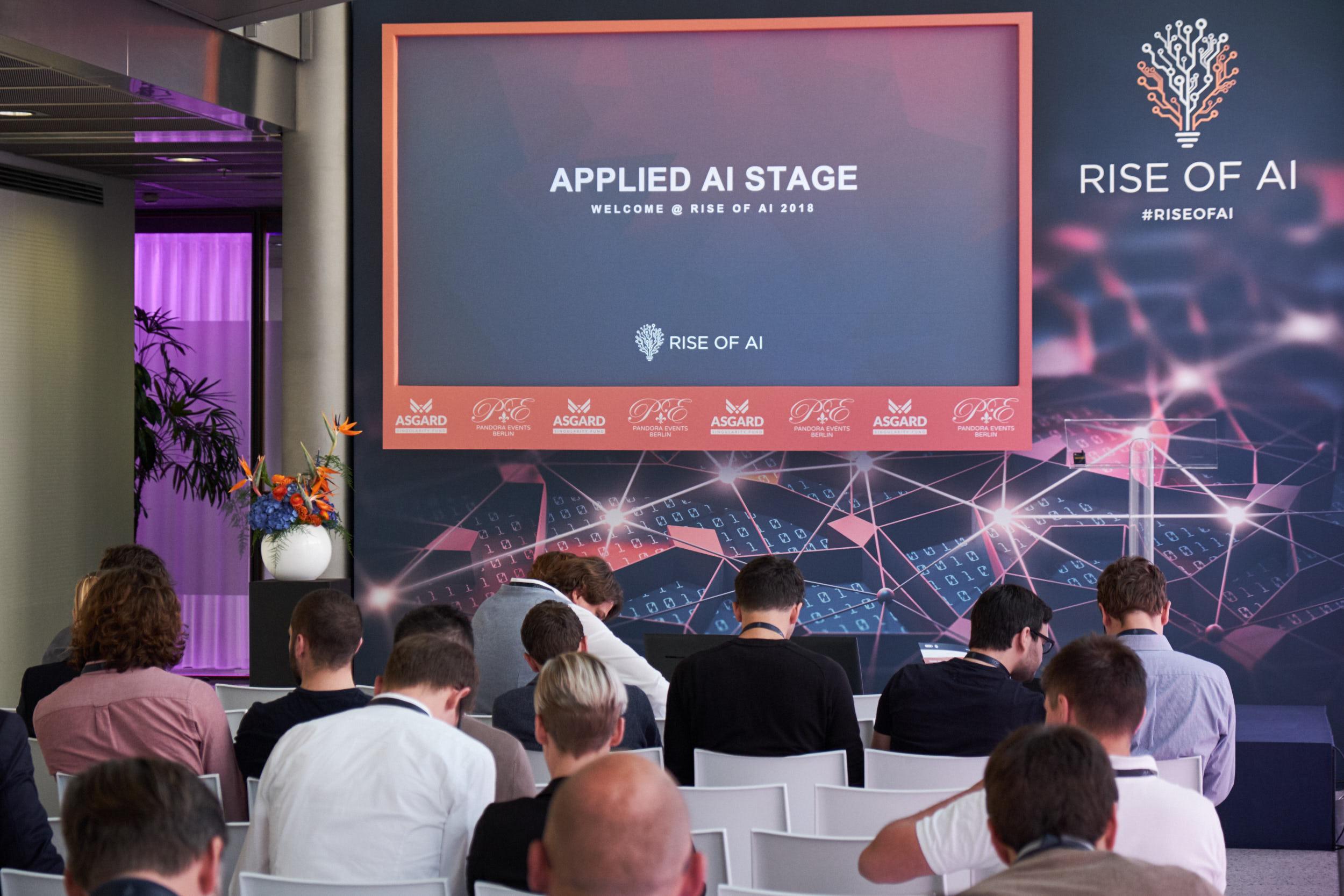 Understand AI @ Rise of AI 2019