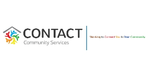 CONTACT Logo - working to connect you to your community