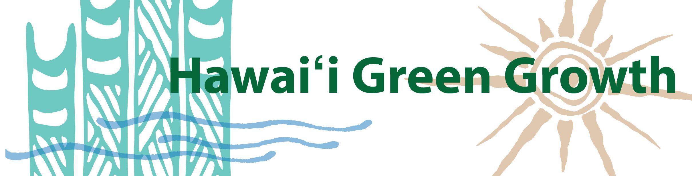 Hawaii Green Growth Logo
