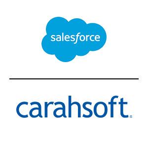 Salesforce-Carahsoft Logo