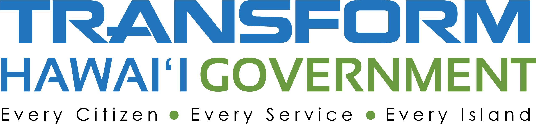Transform Hawaii Government Logo