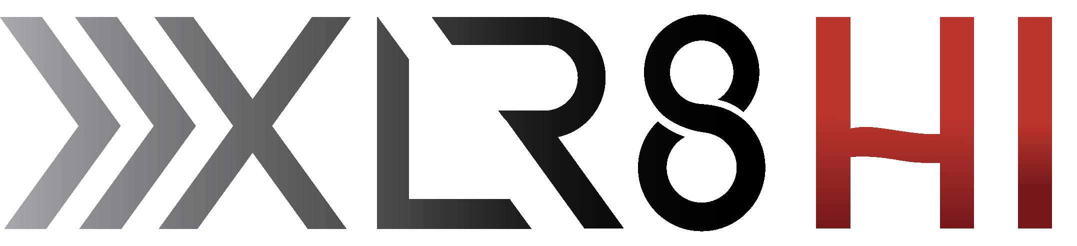XLR8HI Logo