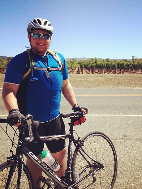 Sonoma, CA area - unofficial 30 mile training ride