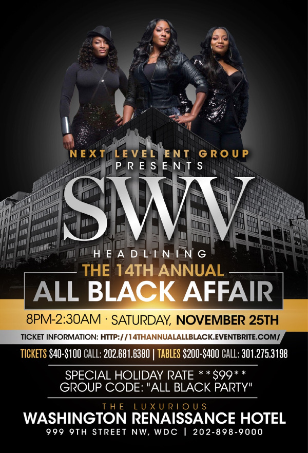 all black party flyer template dark gold night event party flyer