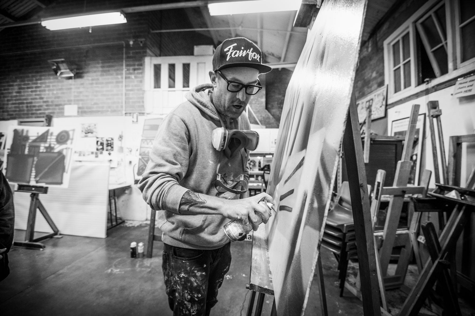 Graffiti Workshop demo