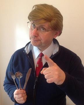 Ian Crawford - Spoonsense